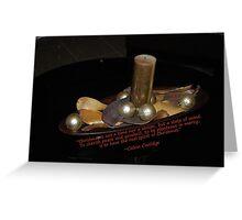 Christmas Sentiment! Greeting Card
