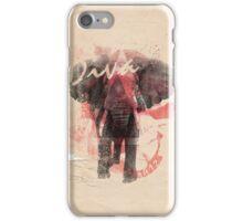 Discreetly Greek :: Elephantitus iPhone Case/Skin