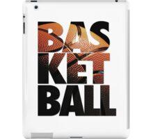 BASKETBALL V2 iPad Case/Skin