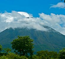 Conception Volcano. by bulljup