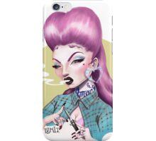 Angel Eyes iPhone Case/Skin