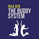 Zombieland Survival Guide - Rule #29 - The Buddy System by AlexNoir