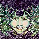 Tim&#x27;s Greenman by Diane Johnson-Mosley