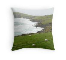 Dingle Peninsula, County Kerry Ireland, October 2011 Throw Pillow