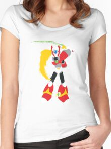 Maverick Hunter Zero Any Color Shirt or Hoodie Women's Fitted Scoop T-Shirt