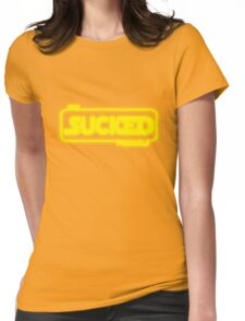 The Prequels Sucked Womens Fitted T-Shirt