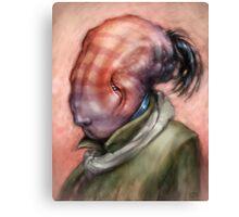 Lillouette Canvas Print
