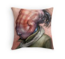 Lillouette Throw Pillow