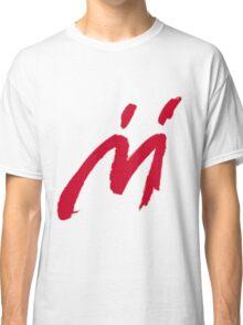 M Graffiti  Classic T-Shirt
