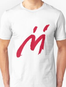 M Graffiti  T-Shirt