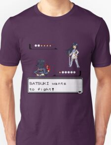Satsuki wants to fight! T-Shirt
