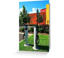 Charge Me Up Greeting Card