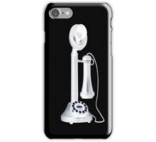 I can't come to the phone right now iPhone Case/Skin