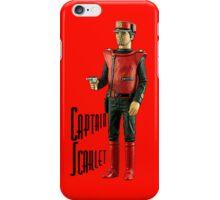 Captain Scarlet iPhone Case/Skin