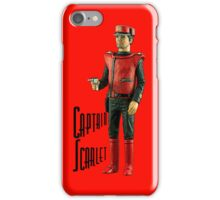 Captain Scarlet iPhone Case/Skin