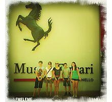 Museo Ferrari Photographic Print