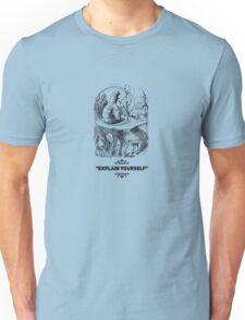 Alice's Adventures in Wonderland - The Caterpillar Unisex T-Shirt