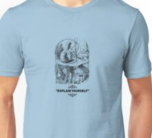 Alice's Adventures in Wonderland - The Caterpillar Unisex T-Shirt