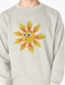 Sweating sun Pullover
