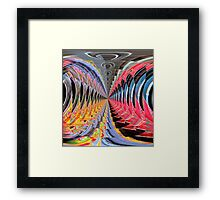 Christmas Shopping - Which Gift to Buy??? Framed Print
