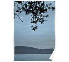Liberty Reservoir, Maryland Poster