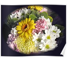 Beautiful Bouquet Poster