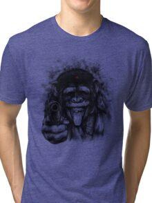 CHIMP GUEVARA Tri-blend T-Shirt