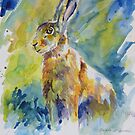 The Quiet Hare by twopoots