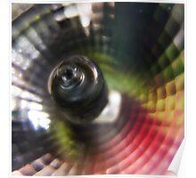 Fuji X10 macro shot of ELH bulb detail 3 Poster