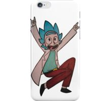 Tiny Rick iPhone Case/Skin