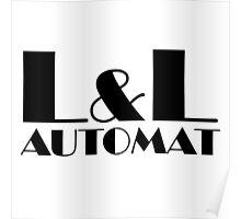 L&L Automat | Agent Carter Poster