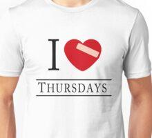 I Love Thursdays- Grey's Anatomy T-Shirt