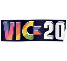 Vic 20 Poster