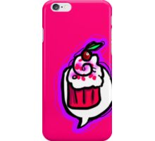 Cupcake Bubble iPhone Case/Skin