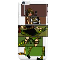 Army colors iPhone Case/Skin