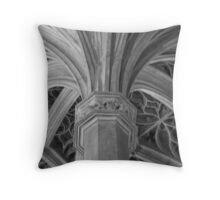 Musee Cluny Paris France Throw Pillow
