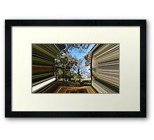 WeatherDon2.com Art 152 Framed Print