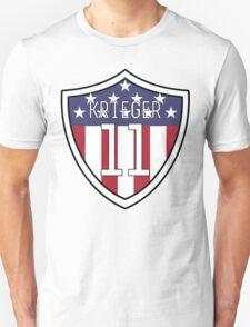 Ali Krieger #11   USWNT Unisex T-Shirt