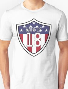 Ashlyn Harris #18 | USWNT Unisex T-Shirt