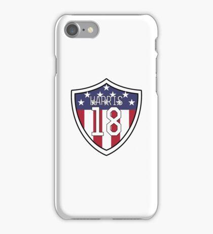 Ashlyn Harris #18 | USWNT iPhone Case/Skin