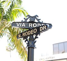 Rodeo Drive by Hiebl Photography