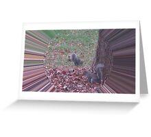 WeatherDon2.com Art 179 Greeting Card
