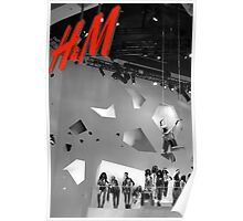 H & M Poster