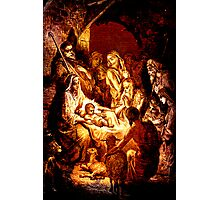 OH HOLY NIGHT! Photographic Print