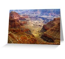 Grand Canyon National Park, Arizona, USA Greeting Card