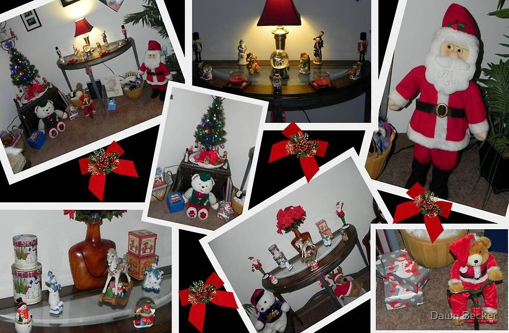 Home for Christmas © by Dawn M. Becker