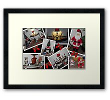Home for Christmas © Framed Print