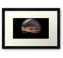 WeatherDon2.com Art 197 Framed Print