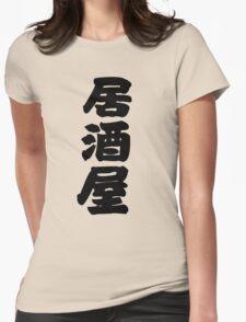 Izakaya Womens Fitted T-Shirt