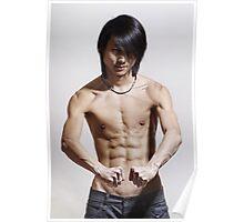 Asian guy Poster